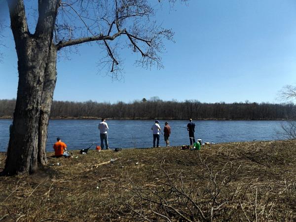 Nekoosa Walleye Days 2015 Wisconsin River
