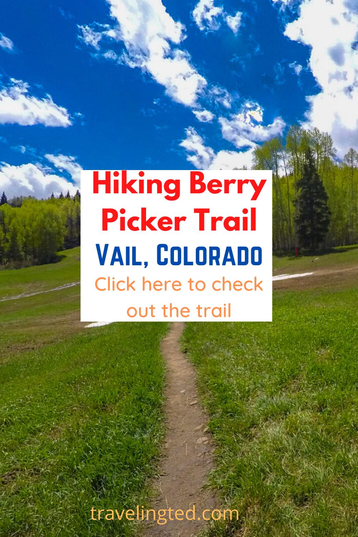 Berry Picker Trail Vail