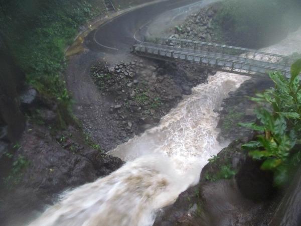 River La Paz