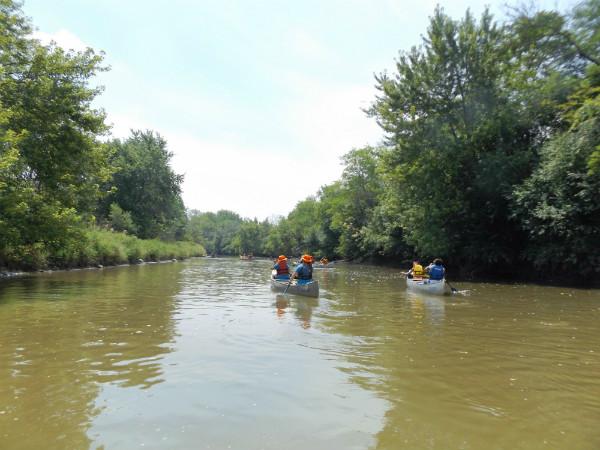 Little Calumet River