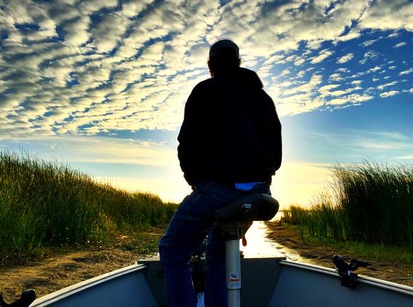Devil's Lake North Dakota fishing