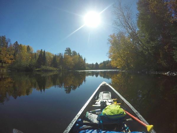 Flambeau River Wisconsin