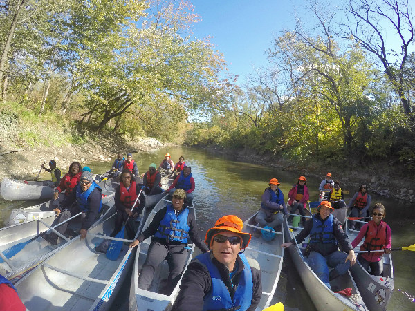 GoPro Little Calumet River