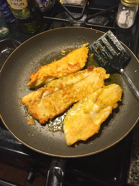 North Dakota fish fry