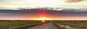 Sunrise Devil's Lake North Dakota