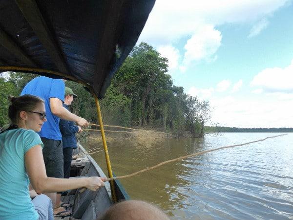 Yavari River South America