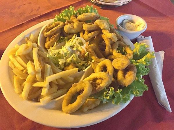 Calamarie Cartagena