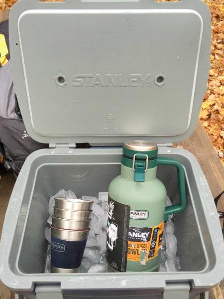 Stanley vacuum growler