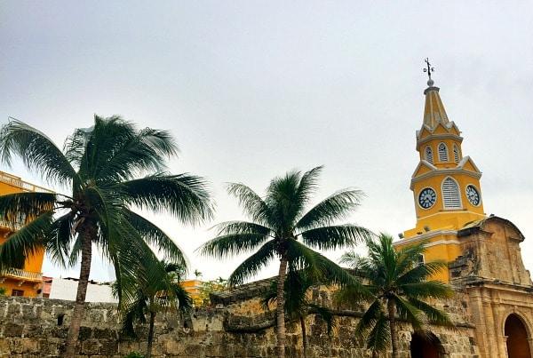 Cartagena winter sun escape