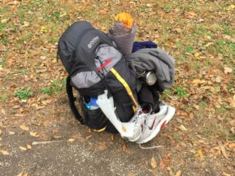 Arrowhead backpack