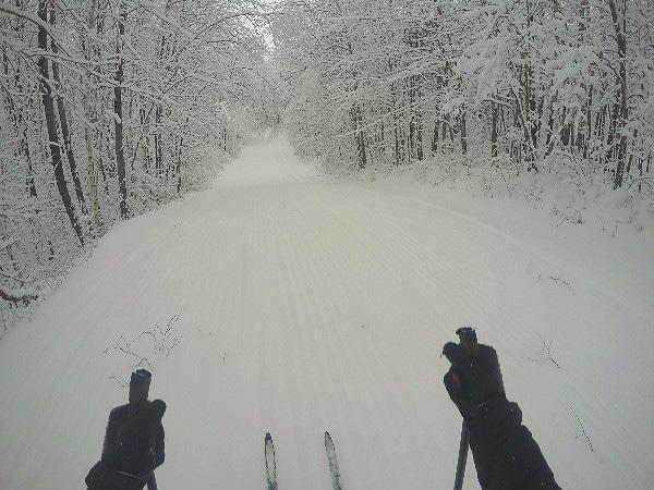 Birkie skiing Wisconsin