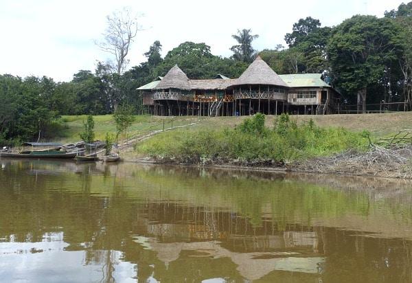 Zacumba Rainforest Lodge