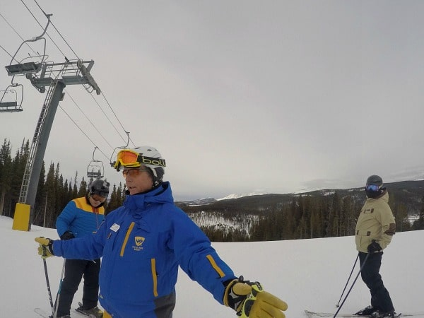 Winter Park skiing lessons
