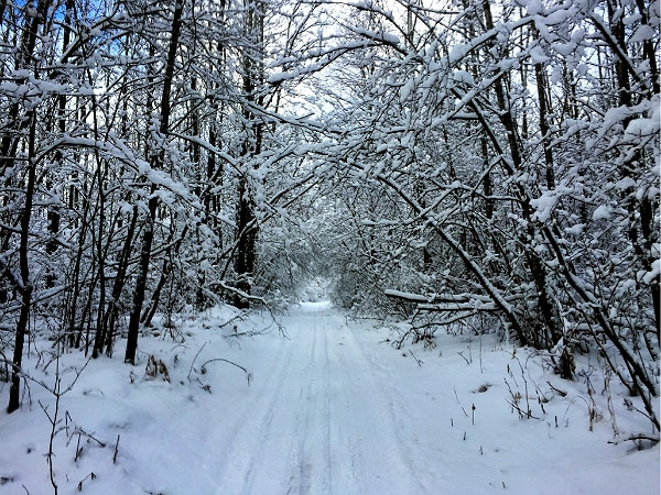 Beaver Brook skiing Wisconsin