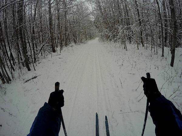 Beaver Brook West Trail