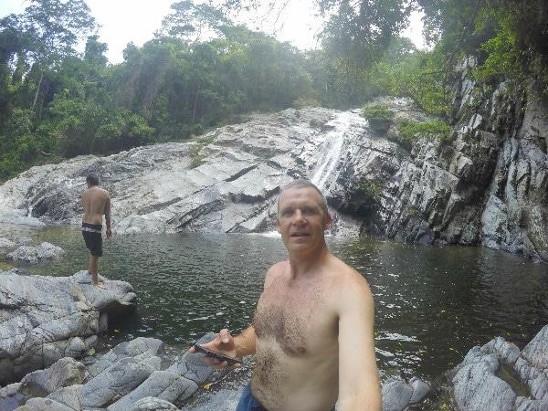 Valencia Waterfall