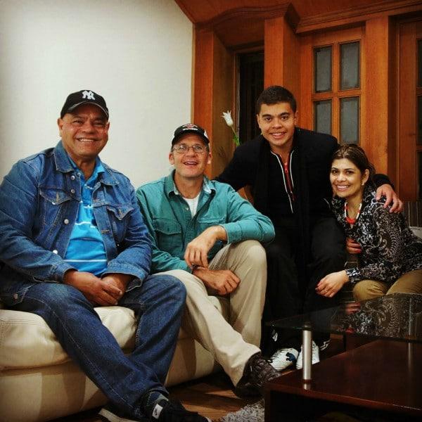 Bogota family