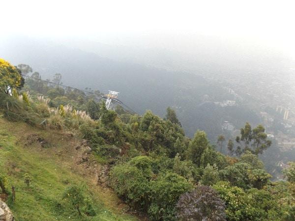 Monserrate funicular
