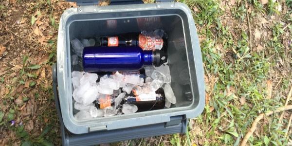 Bottle Keeper cooler