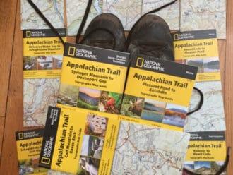 National Geographic Appalachian Trail