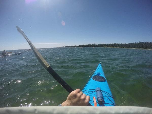 Door County kayaking adventures