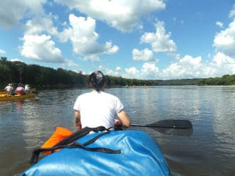 Wisconsin River Outings