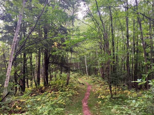 Ice Age Trail backpacking