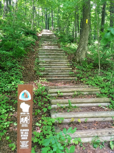 Spearhead Point Ice Age Trail