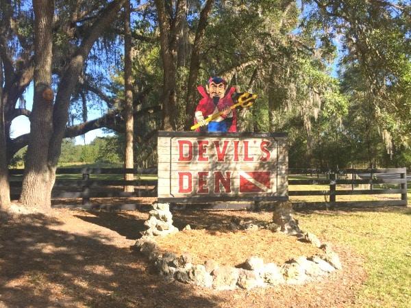 Devils Den Spring