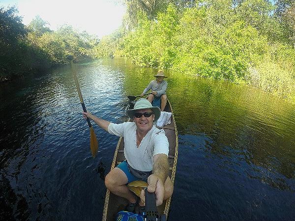 Weeki Wachee River adventure