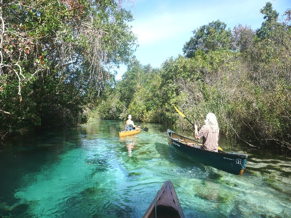 Weeki Wachee River Florida
