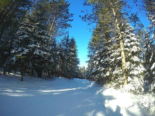 Minocqua Winter Park GoPro