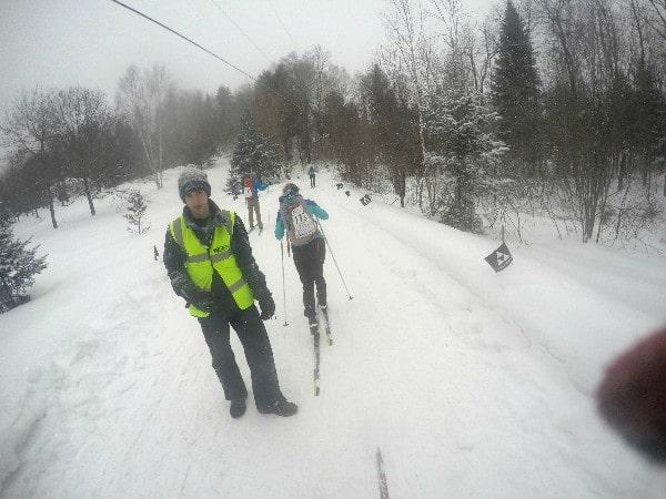 Volunteer Canada Ski Marathon