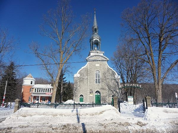 Old Chelsea church