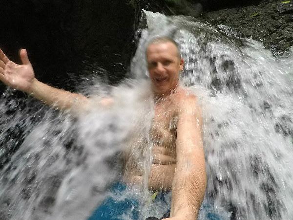 Bolita waterfalls