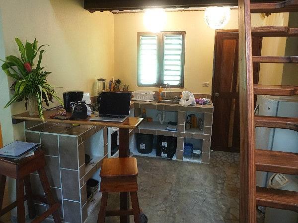 Kitchen Osa Rainforest Rentals