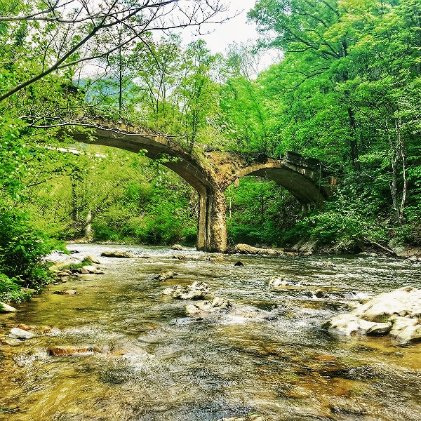 Doe River Tennessee