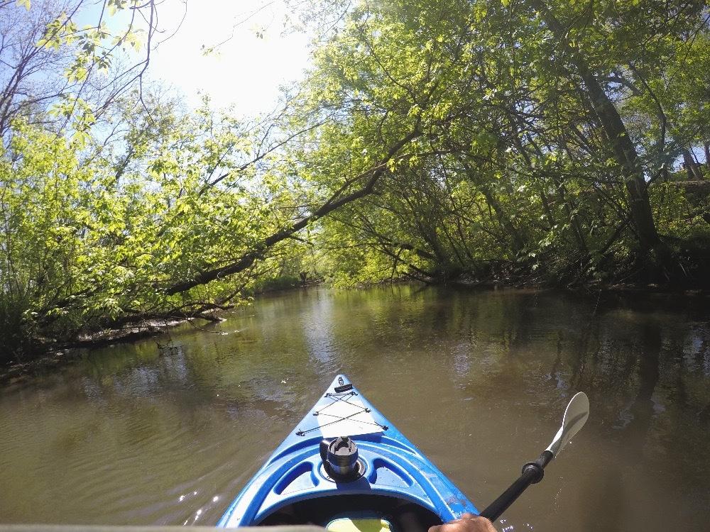 Wisconsin kayaking