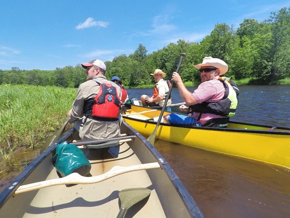 Bullmoose Patrol Flambeau River