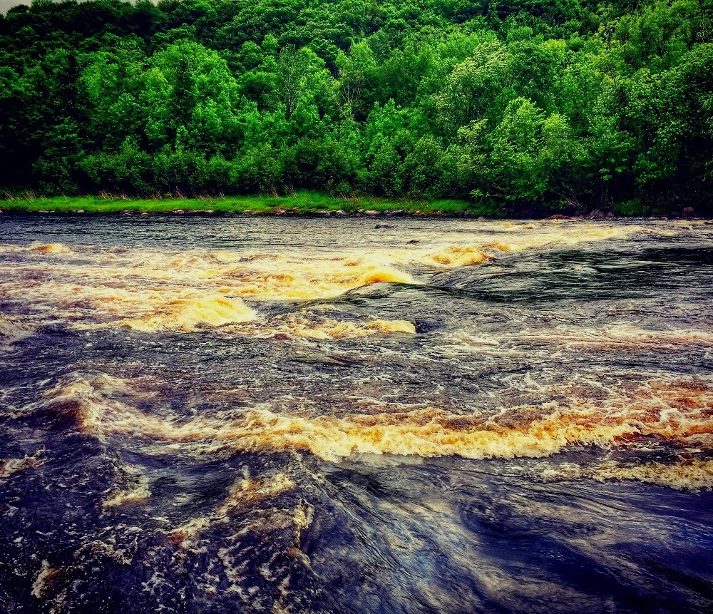 Flambeau River whitewater
