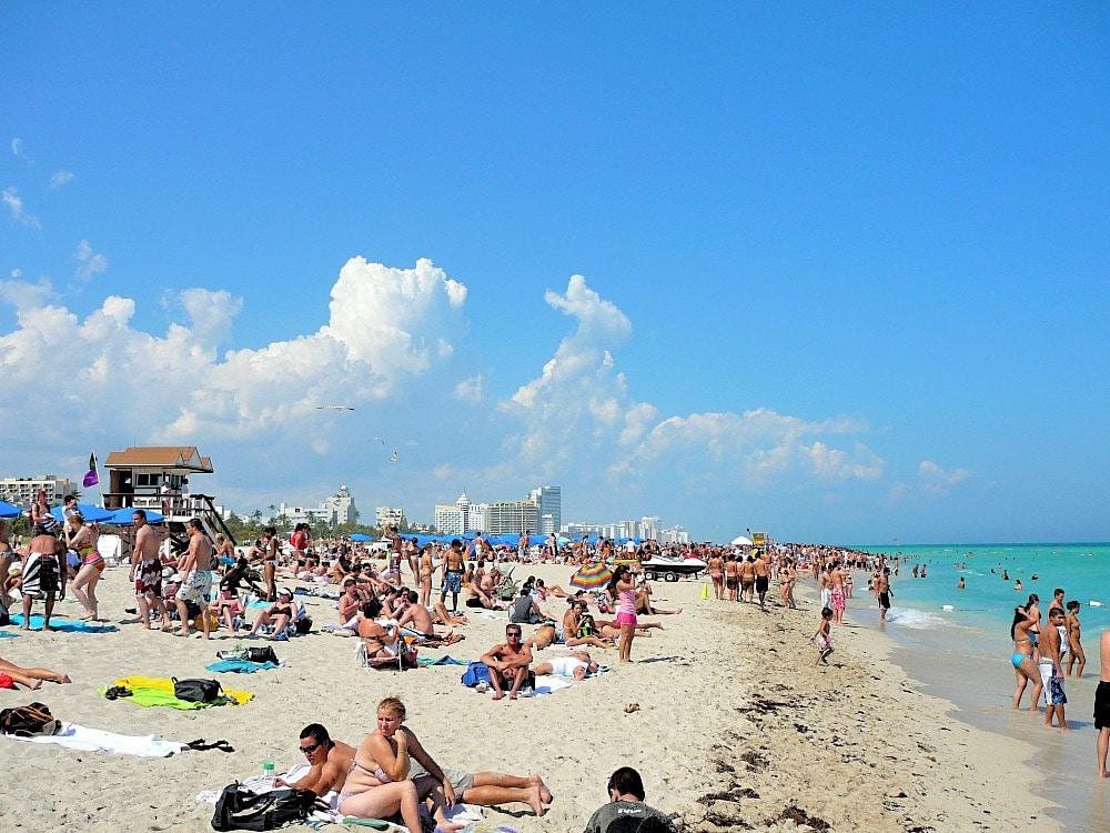 Miami holiday