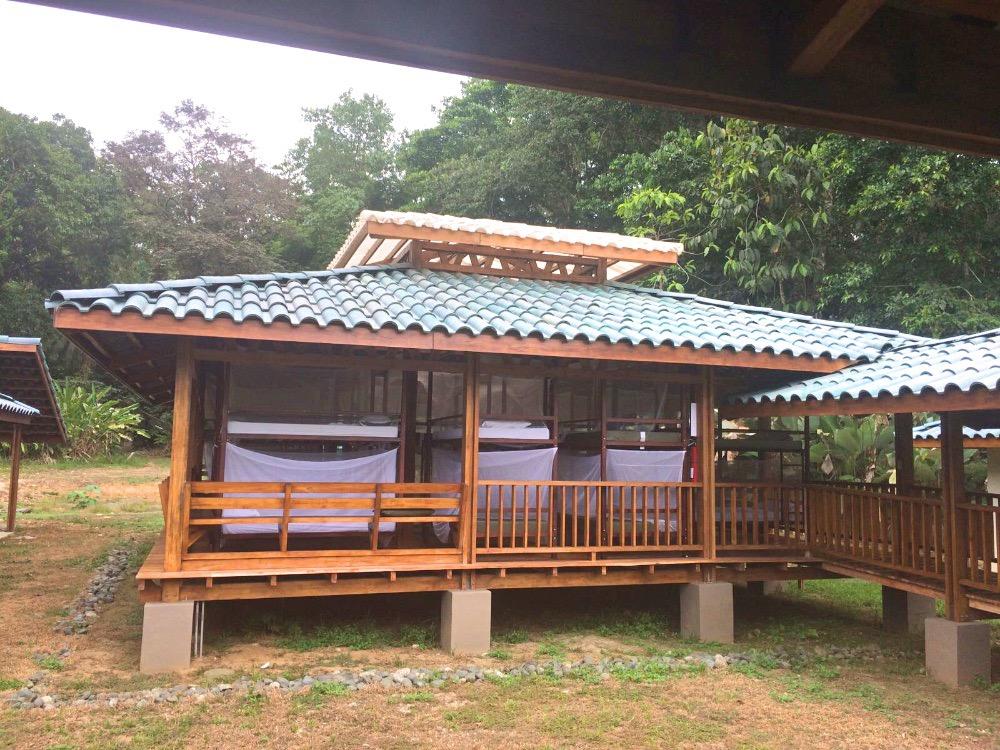 Sirena Station lodging