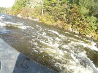 Chase Rapids Allagash River