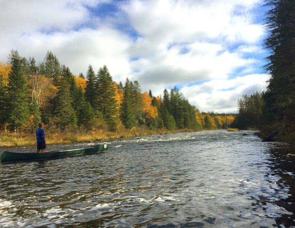 Chip Cochrane Allagash Canoe Trips