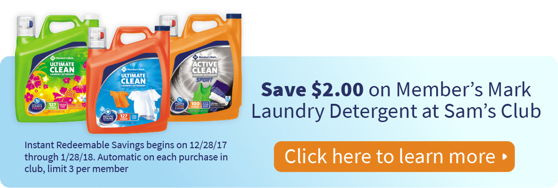 Member's Mark® Ultimate Clean Fresh Clean Detergent