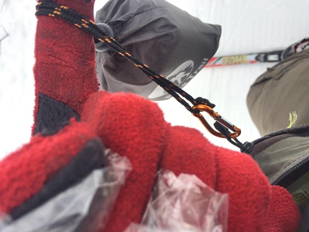 Carabiner Clip Pike Trail