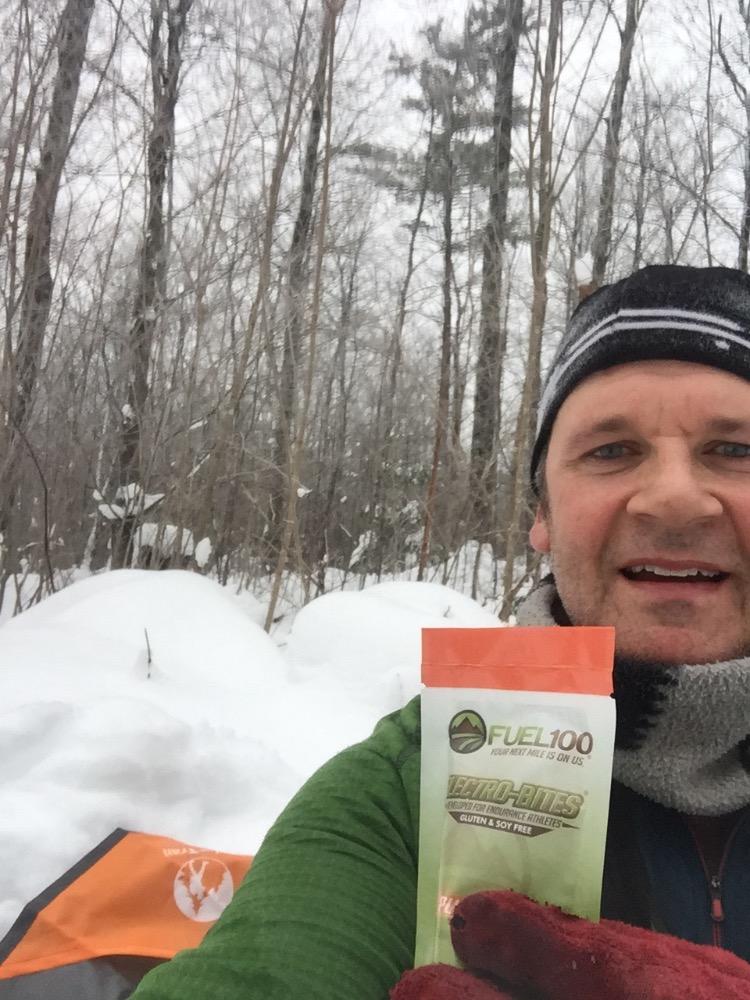 Snack time Pike Trail Pocket Blanket