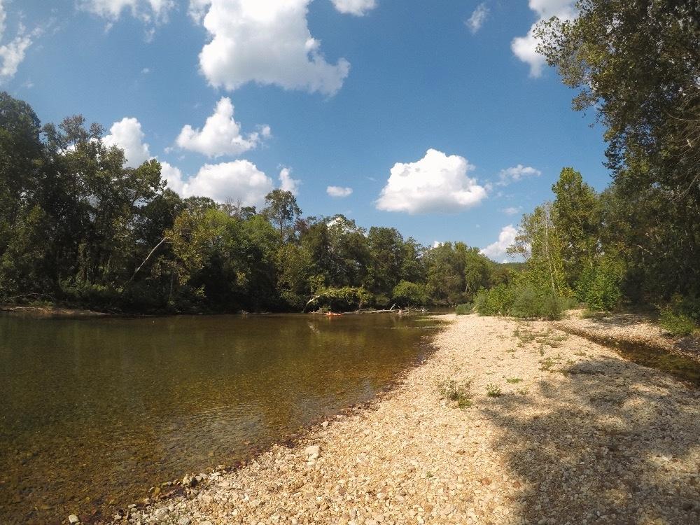 Jacks Fork River Missouri