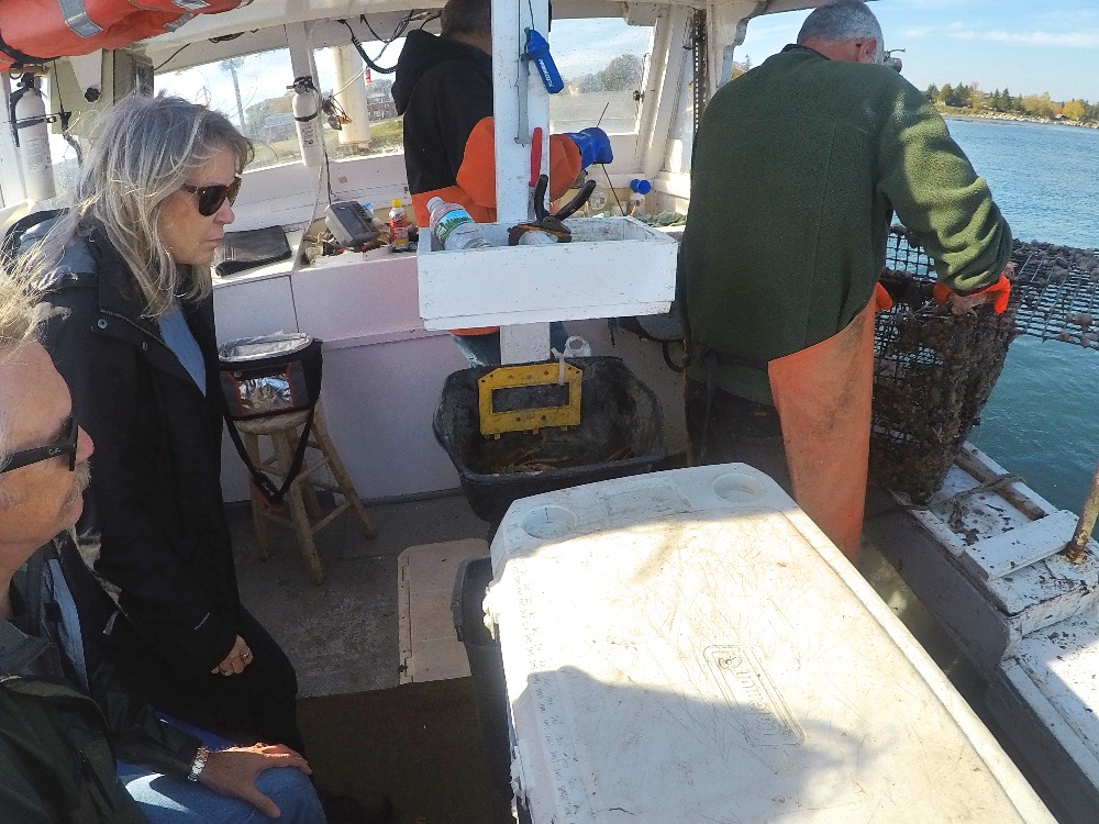 Captain Jack lobster cruise