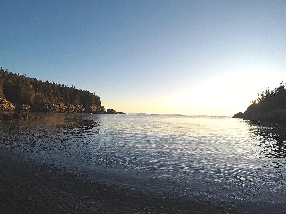 Bold Coast camping